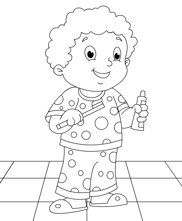 Free Printable Coloring Pages For Kids Kids Character