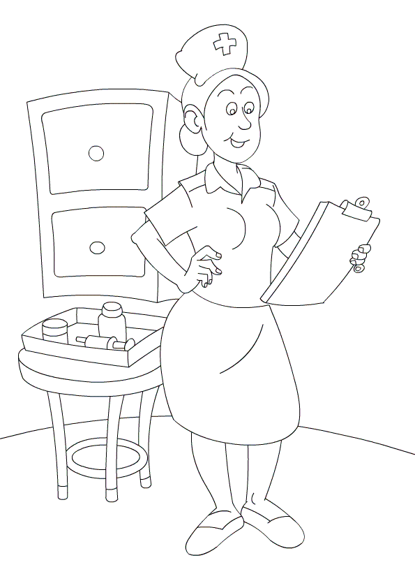 coloring pages occupations coloring pages printable