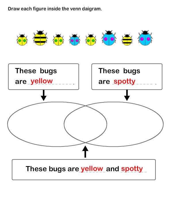 printable venn diagram sheet
