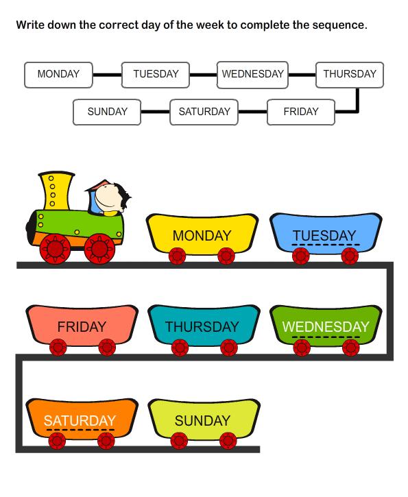 Free Printable Worksheets for Kids – Kindergarten Worksheets Free Online
