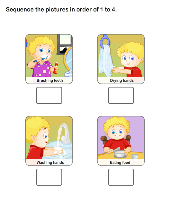 Educational Worksheets For Kids | Personal Hygiene Kids ...