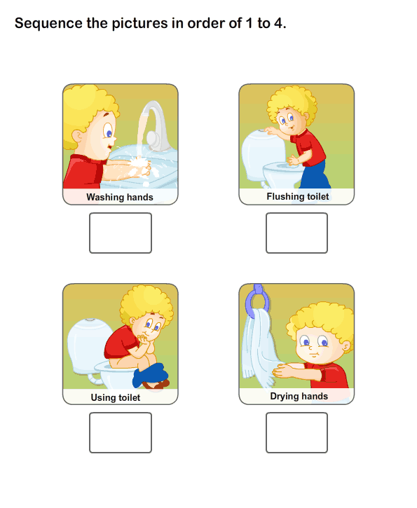 Learn Personal Hygiene Personal Hygiene Worksheets For Kids