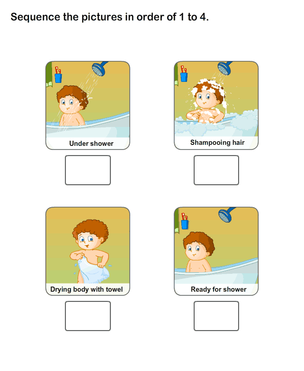 Printables Hygiene For Kids Worksheets online personal hygiene worksheets worksheet to learn kids 4