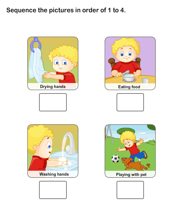 Print Free Worksheet of Personal Hygiene – Free Kindergarten Science Worksheets